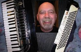 Gary Kreller with accordion